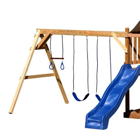 step one swing set design your own swing set vermont playset swing sets