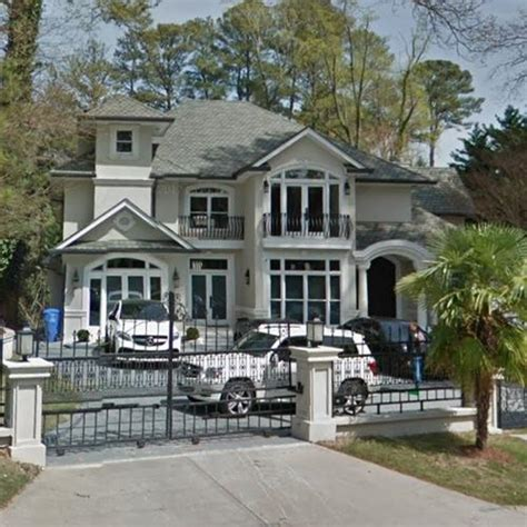young thug house young thug s house in atlanta ga bing maps virtual globetrotting