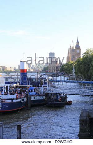 thames river cruise embankment tattershall castle boat on river thames in front of