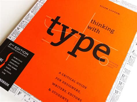 thinking with type second the three typography books all frontend people should read and why