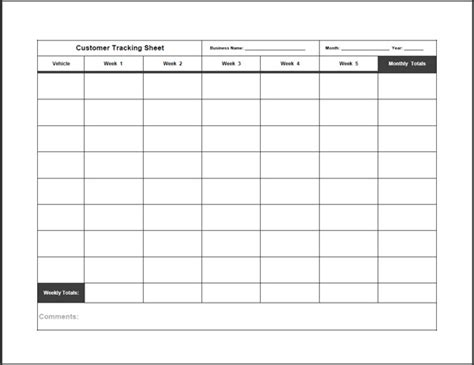 Marketing Tracking Spreadsheet by Free Marketing Tracking Sheet