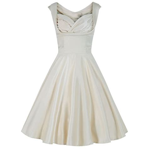 white swing dress wedding ophelia ivory swing dress olivia d abo satin and vintage