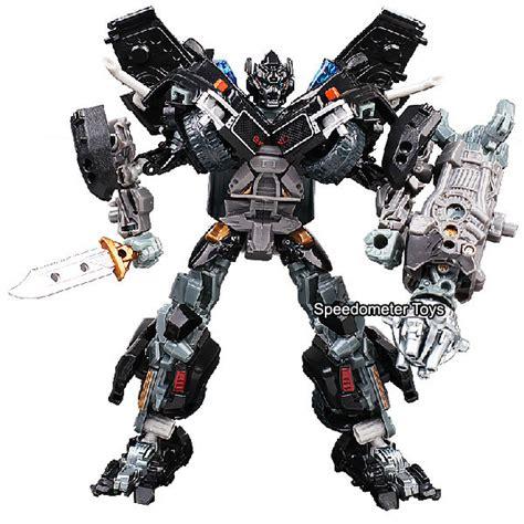 Figure Transformers Mainan Robot jual mainan robot transformers ironhide speedometer toys