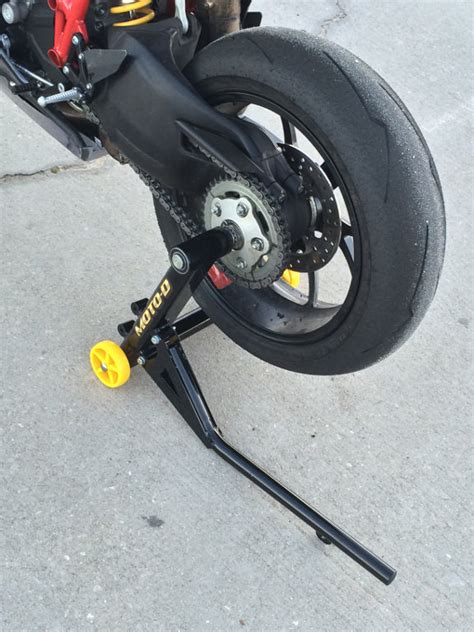 motorcycle single swing arm ducati monster single sided swingarm stand moto d