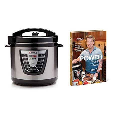 the no bs power pressure cooker xl cookbook 85 easy and delicious ppc xl recipes for your electric high pressure cooker and instant pot every meal cooking healthy cooking method books power pressure cooker xl 6qt with power pressure cooking