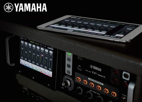 mixer digital yamaha tf rack paket sound system