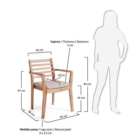sedie giardino legno sedia da giardino in legno di acacia con braccioli