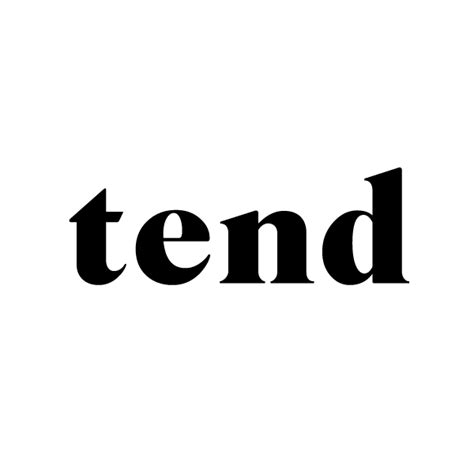 to tend tend tendinsights
