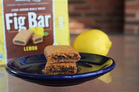 Fig Bar Lemon Sachet review living my