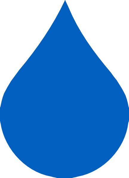 drop template blue drop clip