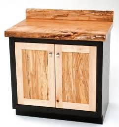 modern wood vanity live edge bath cabinets woods