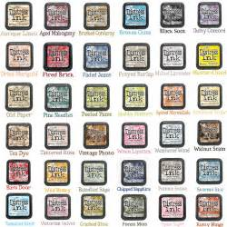 distress ink color chart crafters corner basic info about distress inks