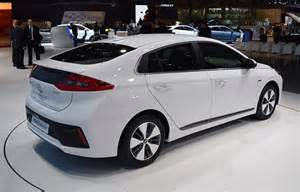 Electric Cars In India Hyundai Hyundai Ioniq Price L 229 T Oss Unders 246 Ka Motorn