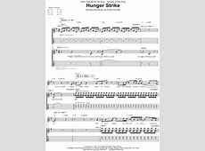 "Temple Of The Dog ""Hunger Strike"" Guitar Tab - Download ... Hunger Strike Tabs"