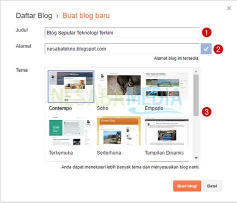 cara membuat blog bahasa inggris blognya miss dini cara membuat dan memanfaatkan blog