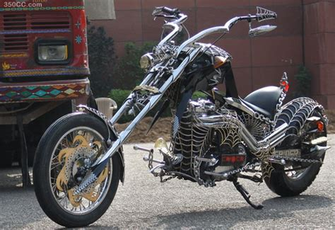 Modified Enticer Bike In India by Spider The Amazing Transformation Of A Royal Enfield