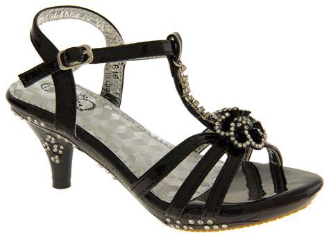 Simply Fab High Heel Shoes Menorah by Black Pumps Shoes Low Heel Diamante