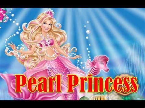 barbie mermaid dress up games barbie the pearl princess tale game barbie mermaid dress
