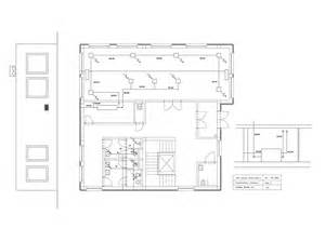 Ground Floor House Plan Ventilation And Air Conditioning Ground Plan Technical