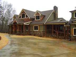 mountainside house plans 3 story 5 bedroom house plan with detatched garage