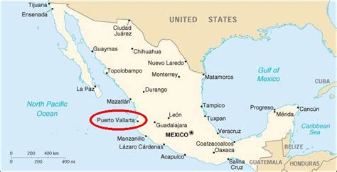 vallarta map of mexico educational trip to mexico stanford elementary school