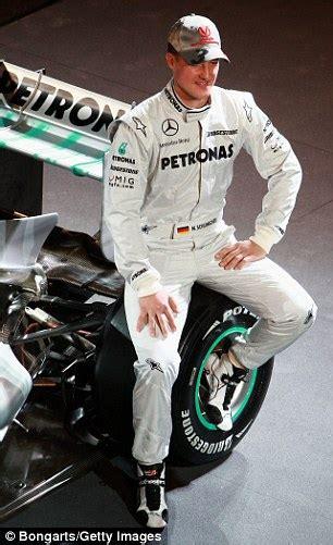 Baju F1 Petronas others side of a k i schumie ke mercedes gp petronas