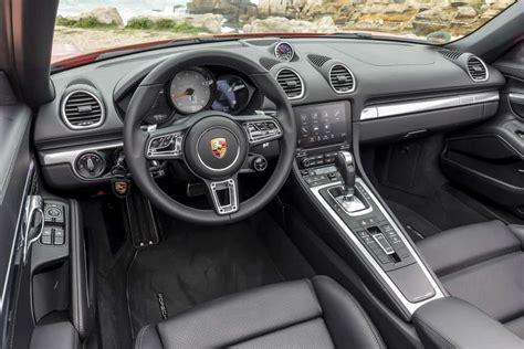 Porsche Cayman Erfahrungen by Erfahrung Porsche 718 Boxster Autozeitung24