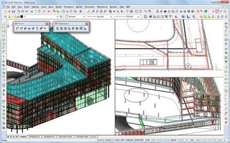Home Design Alternatives bricsys announces beta version of bricscad bim module