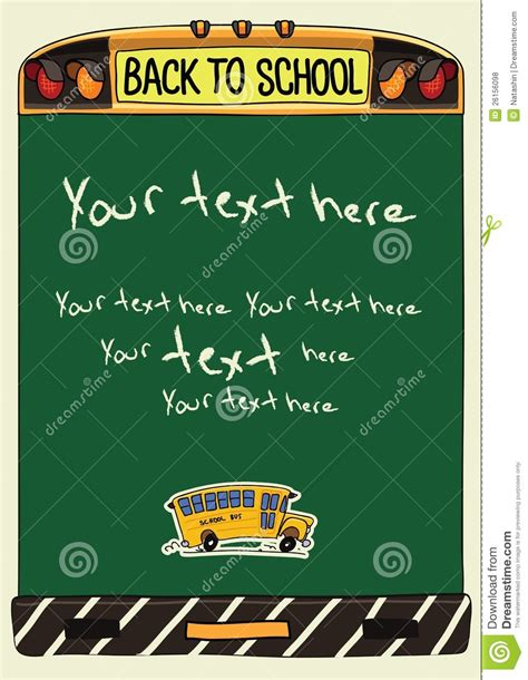 back to school templates back to school banner template royalty free stock photos