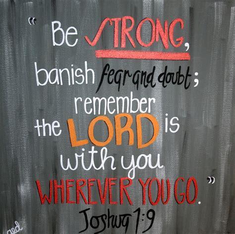 great bible verse! joshua 1:9 :) | Bible Verses for Life ...