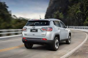 Jeep Compas This Is The 2017 Jeep Compass And It Is Much Better Than