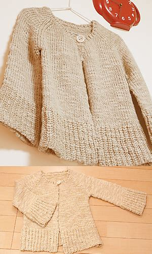pierrot yarn pattern club ravelry mix and match raglan cardigan pattern by pierrot