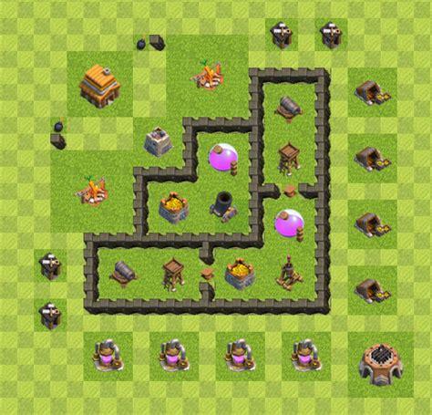 th4 layout th4 farming base