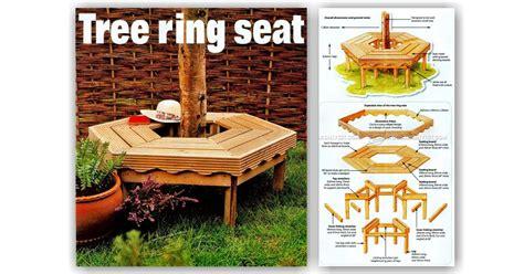 tree bench plans free tree bench plans woodarchivist