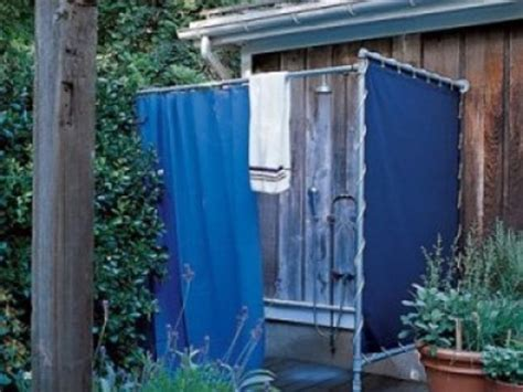 diy outdoor shower enclosure pier and beam cabin foundation pier and beam construction