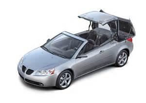 2008 Pontiac G6 Hardtop Convertible 2008 Pontiac G6 Gt Hardtop Covertible Vs 2008 Chrysler