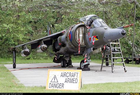 Section 2 Harrier by Xz991 Royal Air Aerospace Harrier Gr 3 At