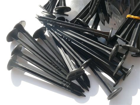 Landscape Fabric Pins Bulk Plastic Pegs Anchor Fixing Pegs Stakes