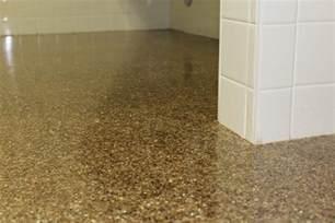 flooring trend epoxy flooring with flakes florock