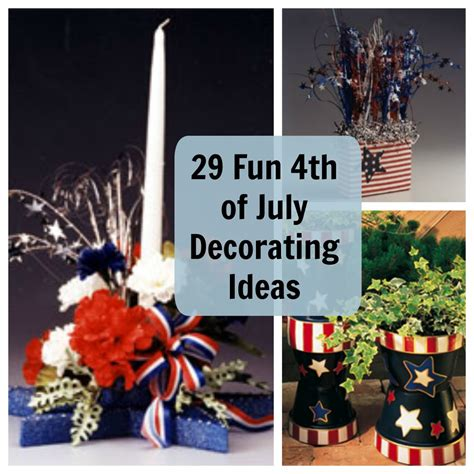 29 fun 4th of july decorating ideas favecrafts com