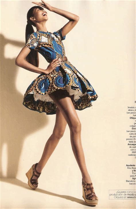Fab Chanel Iman by Chanel Iman Featured In Vogue Stacks Magazine