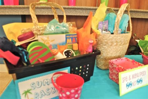 Church Giveaway Ideas - the remodeled life girls ministry event decorating details