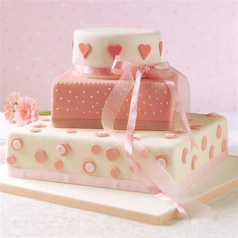 Cake Recipe Wedding by Three Tier Fruit Wedding Cake Baking Mad