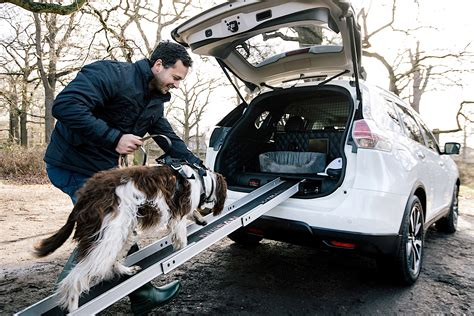 nissan car for dogs nissan builds the ultimate car for dogs you can t it autoevolution