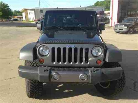 2010 Jeep Wrangler Lift Kit Find Used 2010 Jeep Wrangler Mountain 3 5 Quot Ome Lift Kit In