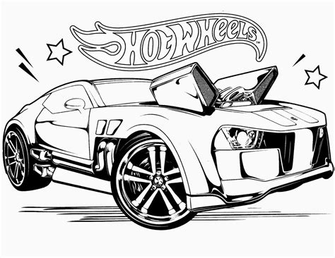 free coloring pages hot wheels cars hot wheels racing league hot wheels coloring pages set 4