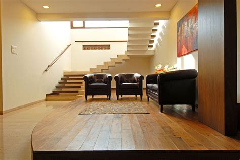 Interior Stairs Design In Duplex Apartments Bangalore Duplex Apartment By Zz Architects