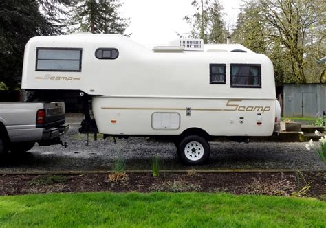 sold 2003 scamp 19 deluxe 5th wheel eugene oregon