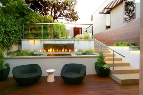 home design ecological ideas amazing outdoor living area and lounge space with black