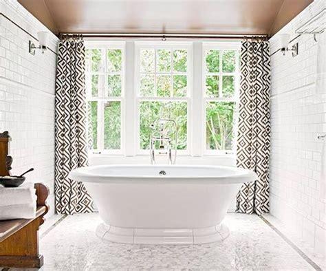 Curtains For Bathroom Window Inspiration 15 Curtains For Bathrooms Windows Curtain Ideas